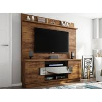 "Home Theater Para Tv Até 60"" New Luce Jatoba - Caemmun"