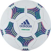 Bola De Futebol De Campo Adidas Allround Tango - Branco/Azul Esc