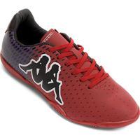 ae3e645d0e Netshoes  Chuteira Futsal Kappa Lanzo - Unissex