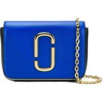 Marc Jacobs Pochete Snapshot - Azul