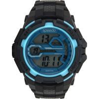 Relógio Speedo 65087G0Evnp1 Preto/Azul