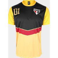 Camisa São Paulo 100 Gols Masculina - Masculino