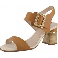 Sandália 78525 - Vitello Camel