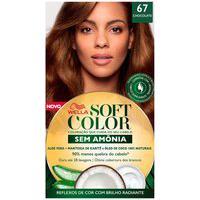 Coloração Soft Color Wella 67 Chocolate Com 1 Unidade 1 Unidade
