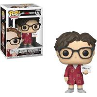 Boneco Funko Pop Big Bang Theory 2 Leonard Hofstadter In Robe 778 - Unissex