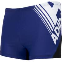 Sunga Boxer Adidas Fit Bx Bos Cb - Adulto - Azul/Branco