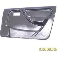 Revestimento De Porta - Alternativo - Monza 1991 Até 1996 - 4 Portas - Preto - Lado Do Passageiro - Cada (Unidade)