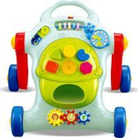 Andador Zoop Toys Atividades Colorido