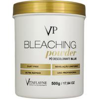 Pó Descolorante Bleaching Powder Ultra Rápido Blue 500G - Vitaflayne