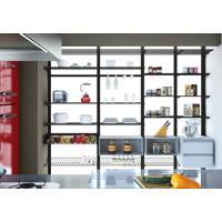 Kit Cozinha Em Aramado Preto - Getama Moveis