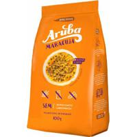 Biscoito De Maracujá Sem Glúten - Aruba - 100G