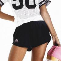 Shorts Traxart Dv 130 Feminino - Feminino-Preto+Roxo