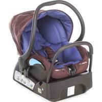 Bebê Conforto Com Base Bebe Confort Streety Fix Roxo E Marrom