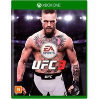 Jogo Ea Sports Ufc 3 - Xbox One - Unissex