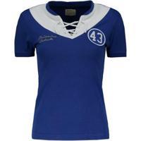 Camisa Retrômania Cruzeiro 1943 Feminina - Feminino
