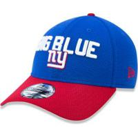 fadaec3c5580c ... Boné 3930 New York Giants Nfl Aba Curva New Era - Masculino-Azul