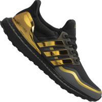 Tênis Adidas Ultraboost Mtl - Masculino - Preto/Ouro