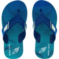 Chinelo Infantil Mormaii Neocycle Inf Azul