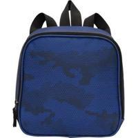 Lancheira Infantil Sestini - Unissex-Azul