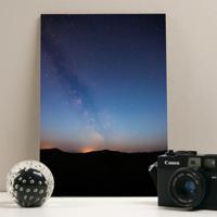 Placa Decorativa - Sky At Night