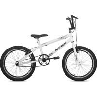 Bicicleta Mormaii Aro 20 Q11 Cross Energy Com Aero Branco