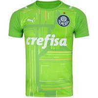 Camisa De Goleiro Do Palmeiras Ii 21 Puma - Masculina