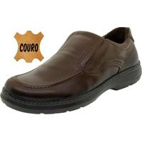Sapato Masculino Social Pinhão Pegada - 125006 39