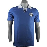 Camiseta Masculina Grêmio Retro 1922 Natural Cotton