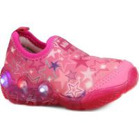 Tênis Infantil Bibi Space Wave Estrelas - Feminino