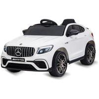 Carrinho Elétrico Mercedes Glc (Branca) R/C Bandeirante