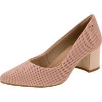 Sapato Feminino Salto Médio Dakota - G2361 Rosa 34