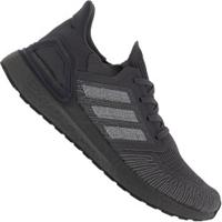 Tênis Adidas Ultraboost 20 - Masculino - Cinza Escuro