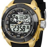 Relógio X-Games Masculino - Masculino-Dourado