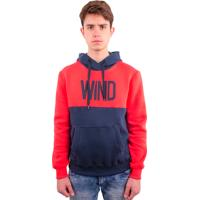 Blusa Fechada Wind Beach Grand Vermelha