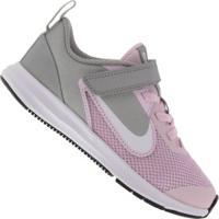 Tênis Nike Downshifter 9 Feminino - Infantil - Rosa/Cinza