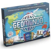 Geomundo Jogo De Tabuleiro Grow - Tricae