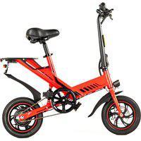 Bicicleta Elétrica Mormaii Mini Aro 12 Bateria Lítio 36V 7.5A
