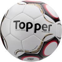 bd5f47ce4a3f4 Netshoes  Bola Futebol Society Topper Maestro Td2 - Unissex