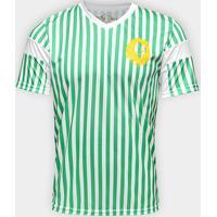 Camiseta Camarões 1990 Retrô Times Masculina - Masculino
