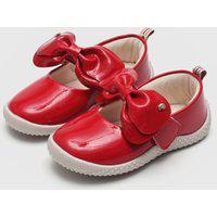 Sapatilha Pampili Infantil Verniz Vermelha