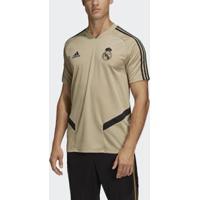 Camisa Treino Real Madrid Adidas Masculina - Masculino