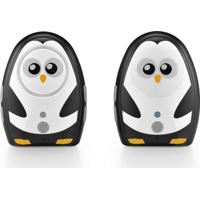 Babá Eletrônica Multikids Baby Pinguim Áudio Digital