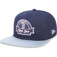 Netshoes  Boné 950 Original Fit Boston Red Sox Mlb Aba Reta Snapback New Era  - Masculino 2374a97aa77