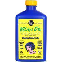 Shampoo Reconstrutor Óleo De Argan E Pracaxi Lola Cosmetics 250Ml Único