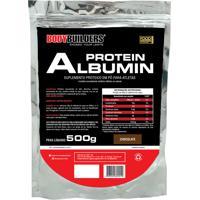 Albumin Protein 500G Chocolate – Bodybuilders