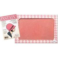 Blush Instain Houndstooth