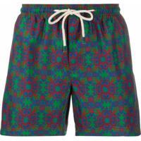Peninsula Swimwear Short De Natação Vendicari M4 - Vermelho