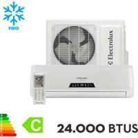 Ar Condicionado Split Electrolux 24.000 Btus Ecoturbo Frio - Ti24F / Te24F