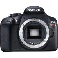 Câmera Canon Rebel T6 18-55Mm F3.5-5.6 Iii Preto