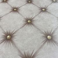 Papel De Parede Abstrato- Rosa Claro & Dourado- 1000Shark Metais